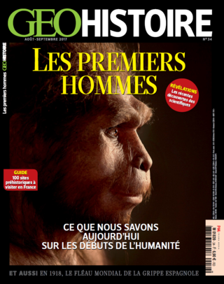 GEO Histoire n°34