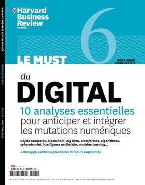 Hors Série Harvard Business Review n°6
