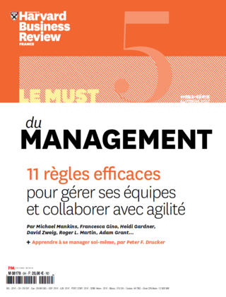 Hors Série Harvard Business Review n°5