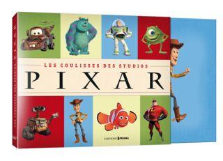 Livre Pixar : Les coulisses des studios - 35€