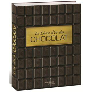 LIVRE D OR DU CHOCOLAT - CUISINE ACTUELLE 25.90 EUR PMT DEF