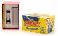 Boîte 150 questions hallucinantes - 12.95€