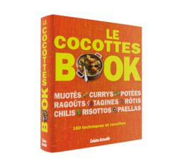 Cocottes book - 19.95€