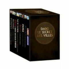 COFFRET 8 DVD DANS LE SECRET DES VILLES - 49€