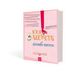 1001 secrets de grands-mères 14.90€