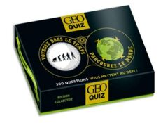 GEO QUIZ EDITION COLLECTOR 35 ANS GEO - 17.50€