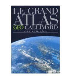 LIVRE - ATLAS GALLIMARD