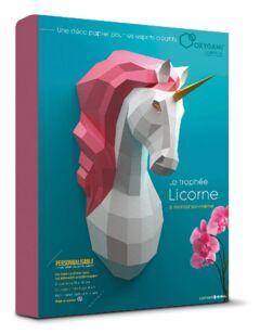 Oxygami Licorne