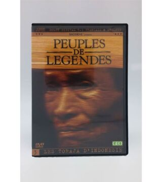 VIDEO - DVD - PEUPLES DE LÉGENDE - TORAJAS