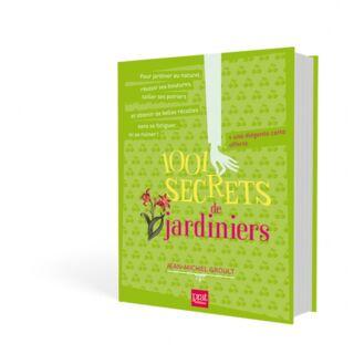 1001 secrets de jardiniers 14.90€