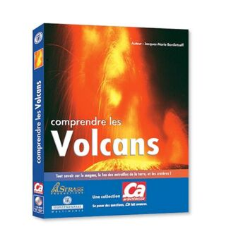 CD-ROM - Comprendre les volcans