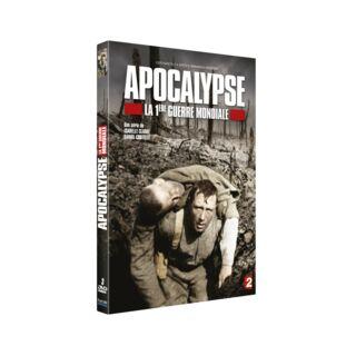 DVD Apocalypse 1ère guerre mondiale - 29.95€