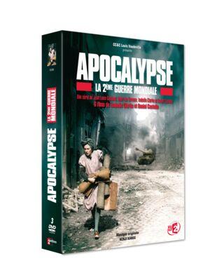 DVD Apocalypse 2ème guerre mondiale - 29.95€