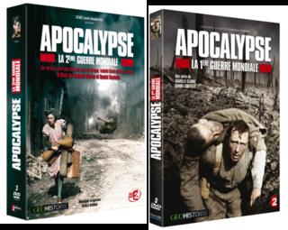 Duo coffret Apocalypse - 59.90€