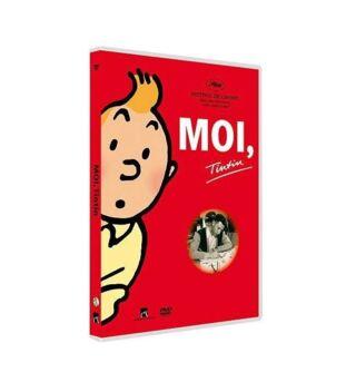DVD Moi Tintin Hergé