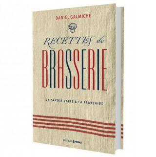 Livre Recettes de brasserie - 29.95€