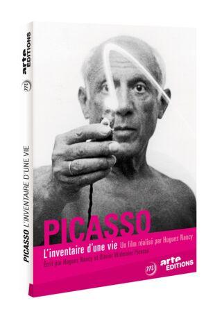 DVD Picasso L'inventaire d'une vie - 23.75€