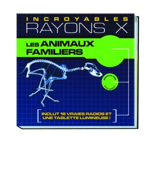 Rayons X - animaux familiers - 22.95€