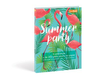 Livre Summer Party (été 2016)