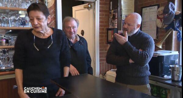 """""""C'est très grave ce que vous faites, ce n'est pas autorisé"""" : Philippe Etchebest hallucine totalement dans Cauchemar en cuisine !"""