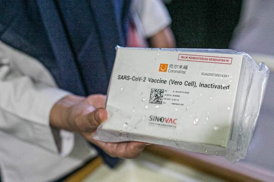 CoronaVac, le vaccin chinois qui ne sera pas livré en Europe