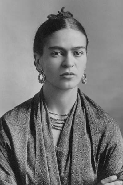 Frieda Kahlo, l'artiste écorchée