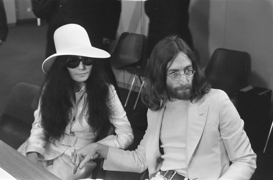 Yoko Ono, la peace and love