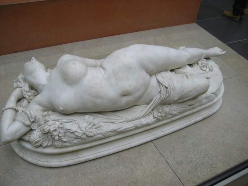 Apollonie Sabatier, la demi-mondaine