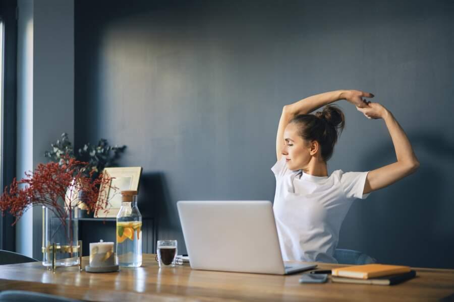 7 - Ne pas chercher à corriger sans cesse la position de son dos