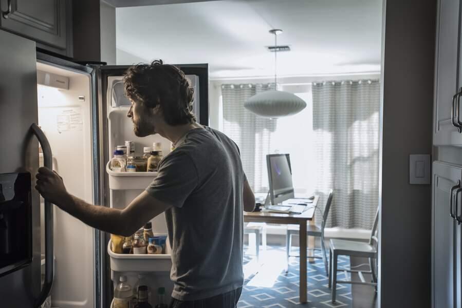 2 - Installer son espace de travail loin du frigo
