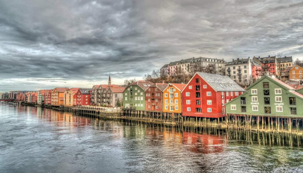 6. La Norvège