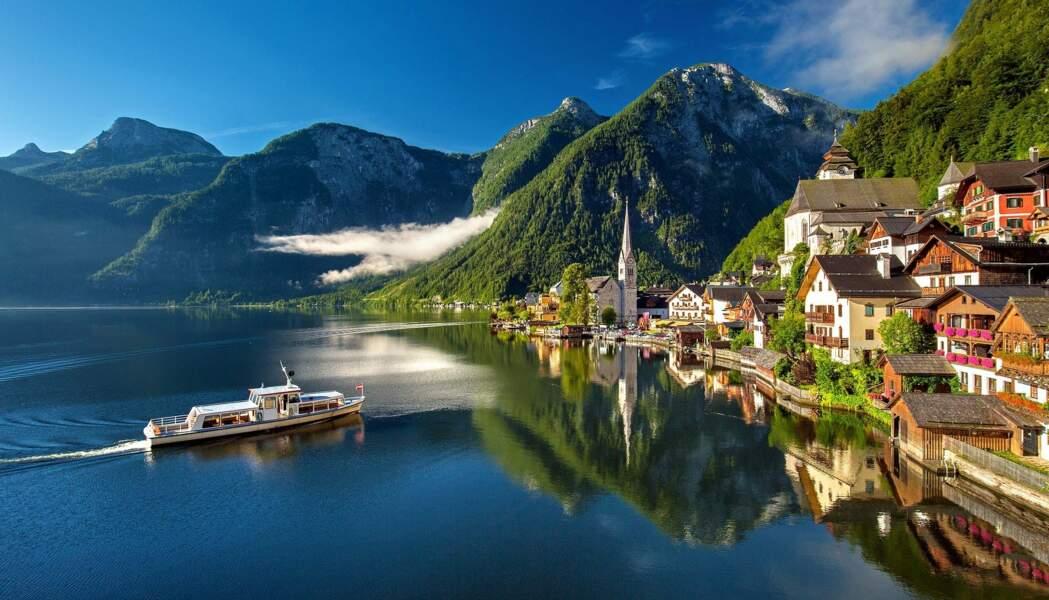 10. L'Autriche
