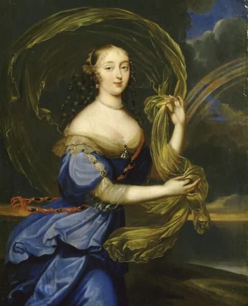 Madame de Montespan, l'ambitieuse favorite