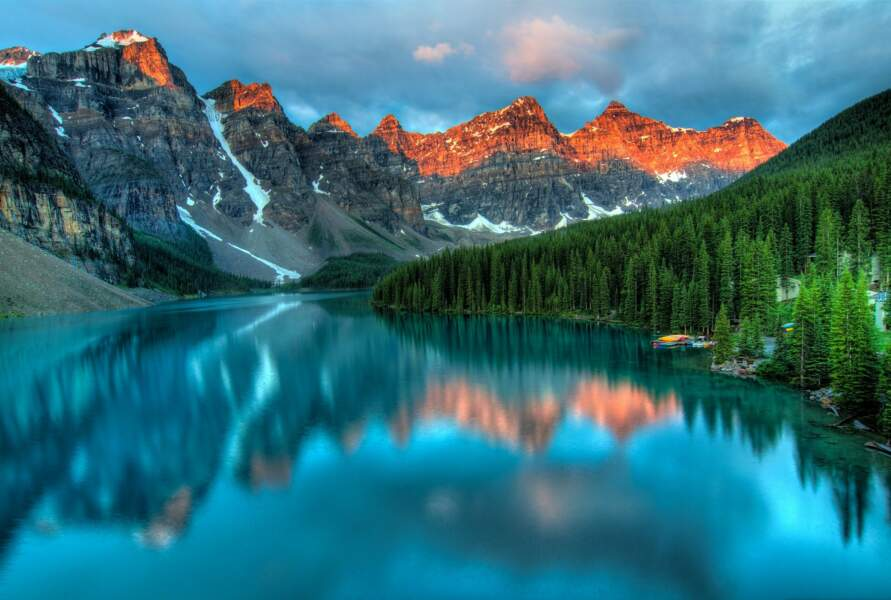 14. Le Canada