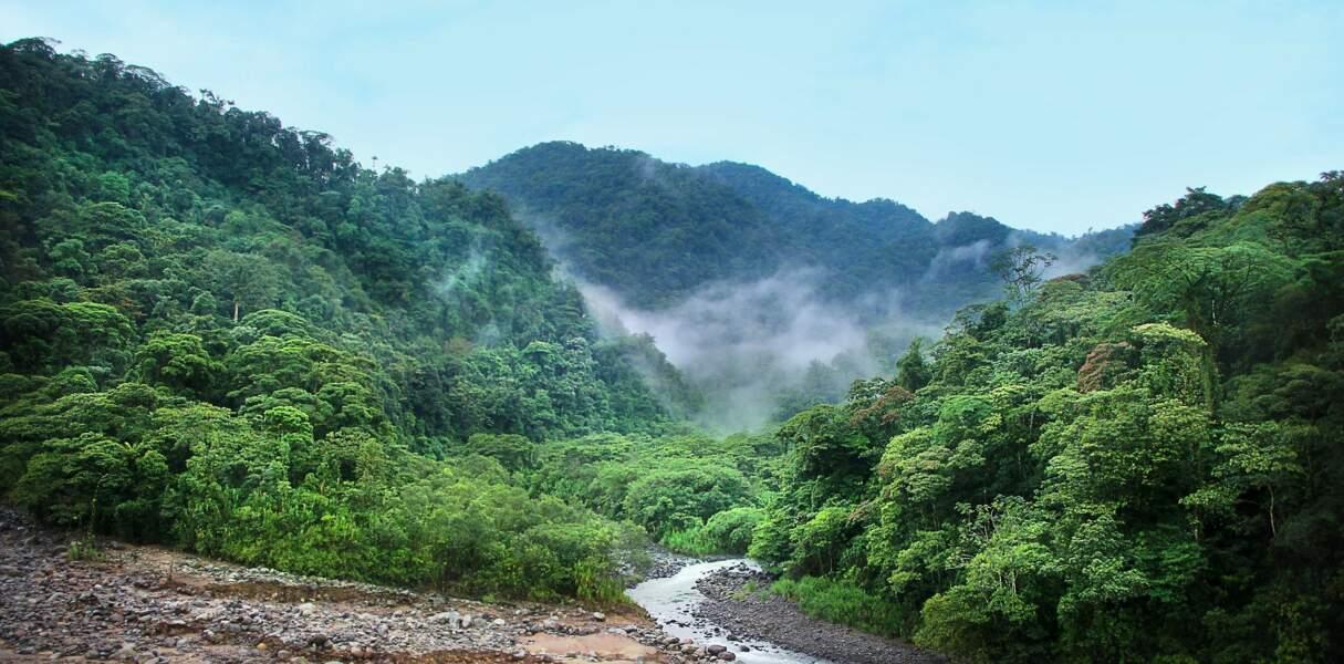 16. Le Costa Rica