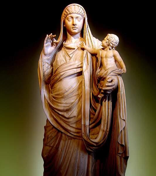 Messaline, la scandaleuse impératrice
