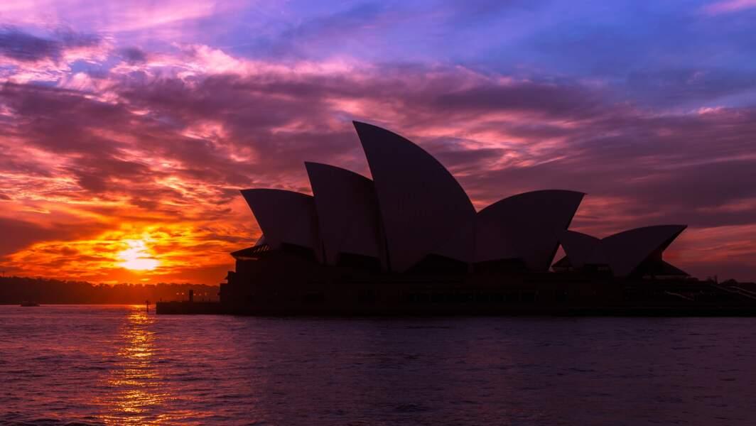 11. L'Australie