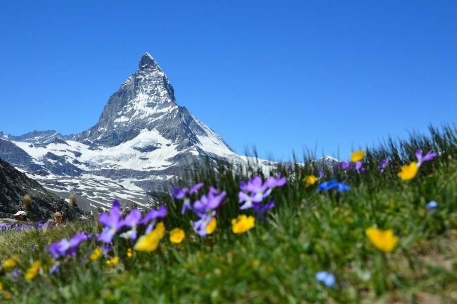 3. La Suisse