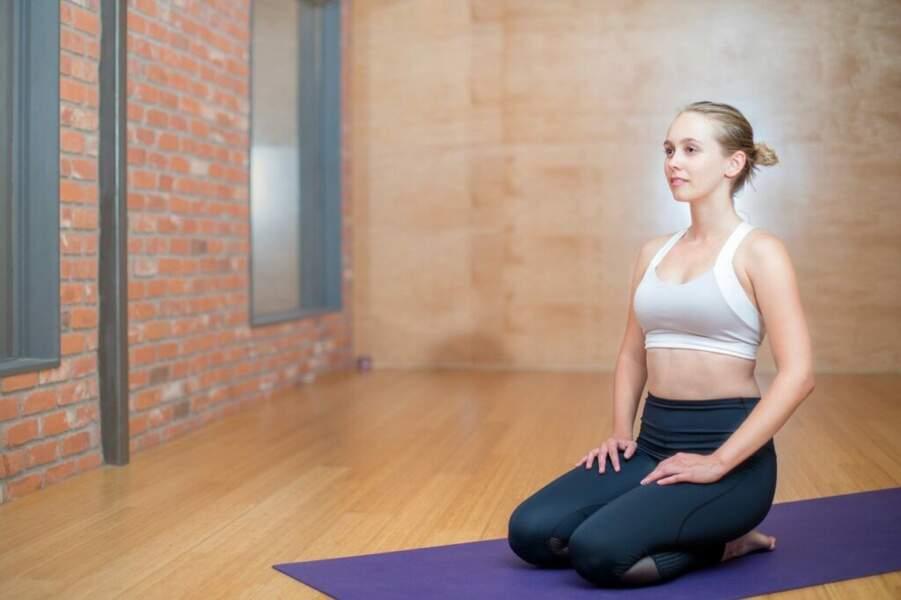 Le yoga régulateur de transit