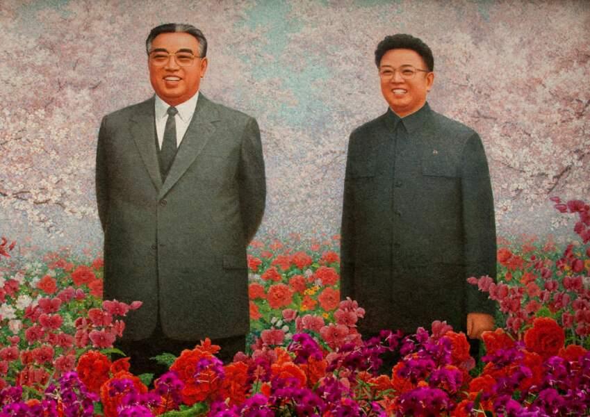 En Corée du Nord, c'est « Bégonias forever »