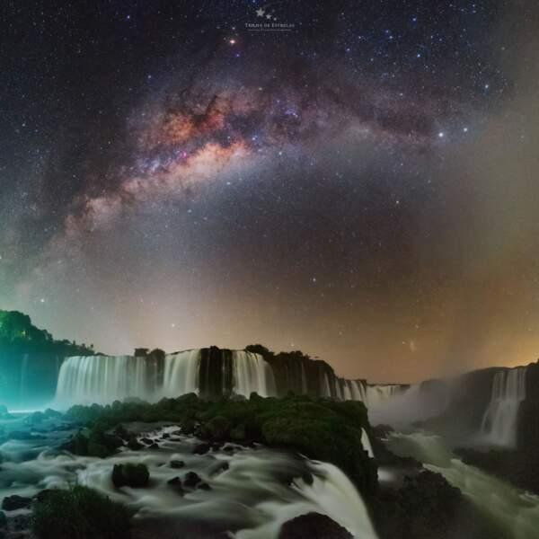 Iguazu Falls, Brésil