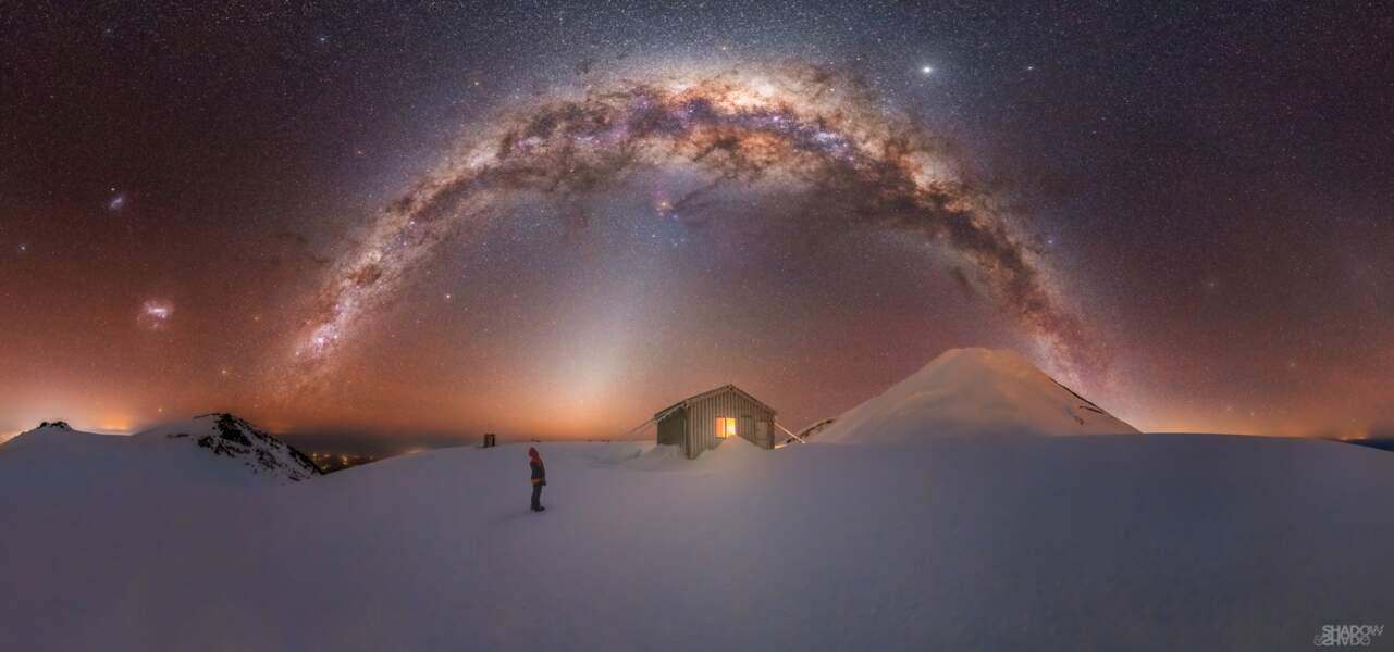 Fanthams Peak, Mt. Taranaki – Nouvelle-Zélande