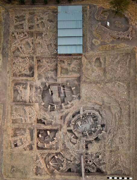 1994 Le plus vieux temple du monde exhumé