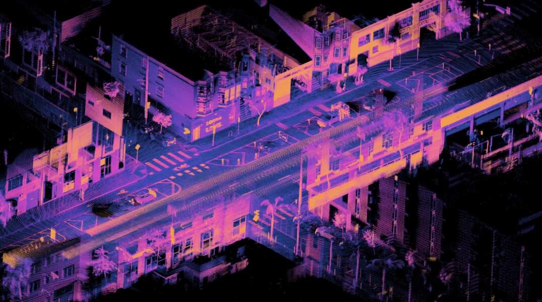 2018 Le scanner laser fournit de nouvelles informations