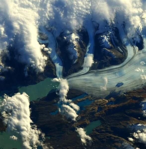 Glacier d'Upsala, Argentine