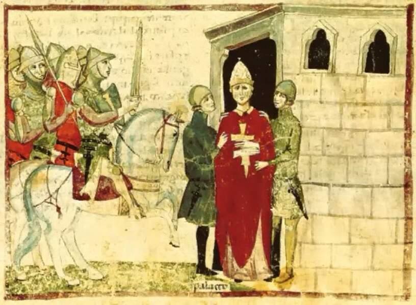 Boniface VII, le pape humilié par la France