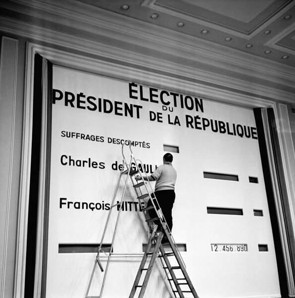 Pour De Gaulle, c'est un arriviste