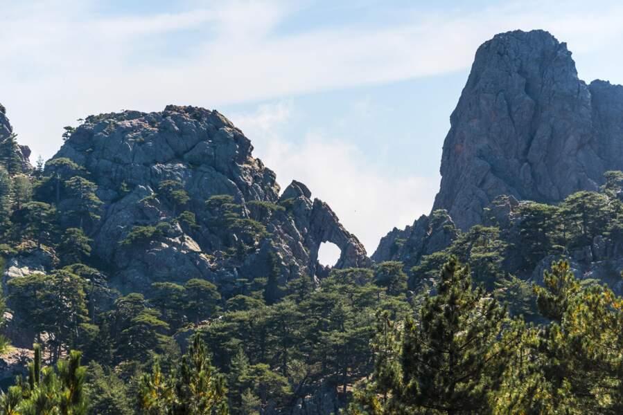 Le trou de la Bombe, en Corse