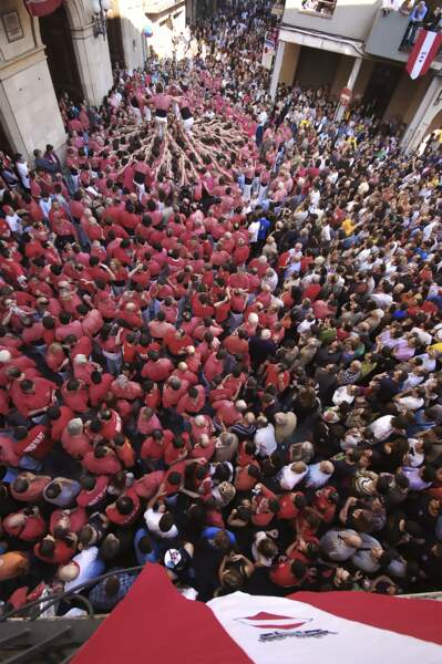 Les tours humaines de Catalogne