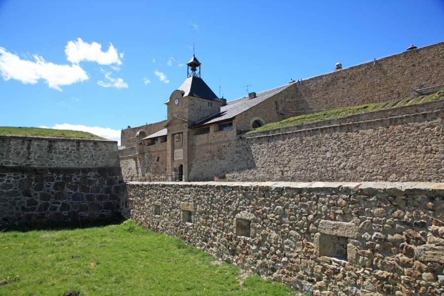 13/ Inspectez la frontière dans un fort de Vauban